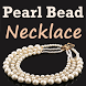 Pearl Beads Necklace Making Design Videos by Krupal Viramgama 1996