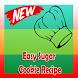 Easy Sugar Cookie Recipe by Sarah Gallegos-Troublefield