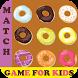 Donut Popping Match by Fun Kidz Games