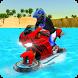 Water Surfer Bike Rider by Gulf Games Studios