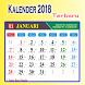 Kalender 2018 Terbaru