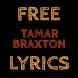 Free Lyrics for Tamar Braxton by Saree Dev