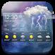 Live Weather forecast widget☀️ by