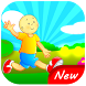 Caillou Adventures by KidooGames : kids Games.