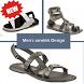 Men's sandals Design by DJ Tech Studio