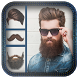 Men Hair beard Mustache Style by VIP Mobile