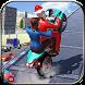 Santa Bike Rider: Tricky Traffic Stunts by play.io