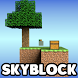 Skyblock map for MCPE by C22Games