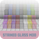 Mod Stained Glass for MCPE by Best Mods