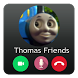 Fake Call Thomas friends Prank by PrangMedia