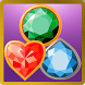 Match-3 Jewels Worlds by Thrasheri