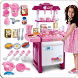 Kitchen Set Cooking Toy by Devcalhoba