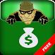 Bank Hack Prank FREE by Fif Stif
