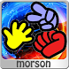 10s - Paper Scissor Stone by morson entertainment