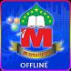 Al Munsyidin - Sholawat Nabi Offline by rindu rasul