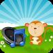 أصوات الحيوانات by techdeveloper