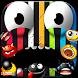 Graffiti Emojis Stickers by Launcher Love