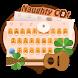 Naughty Cat Theme&Emoji Keyboard