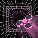 Fidget Spinner - Racer Space by BKST