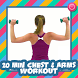 20 Min Chest & Arms Workout by Henasy