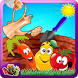 Kids Farmer Garden Makeover by Kids Fun Studio