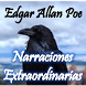 Narraciones de Edgar Allan Poe by ParoxismoDigital