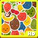 Tropic Fruit Heroes by sharron