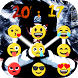 Sasuke Uchih Emoji Lock Screen HD