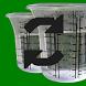 liter vs. US gallon LiquidSter by InkPaperHorse