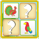 Bird memory learning for kids by Petagorus