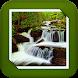 Landscape River GIF Live Wallpaper.
