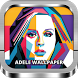 Adele Wallpaper by Kaguradevs
