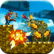 Metal Commando Action by 123ready