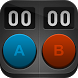 Score keeper app Court counter by Ondrej Kudyn