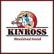 Kinross Woolshed by App Budgie