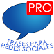 Frases para Redes Sociales PRO by ZimbronApps.com