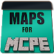Maps for Minecraft by Top Minecraft Maps