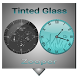 Tinted Glass Zooper Clocks by critical_mas