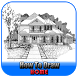 How to Draw a House by AnakMoeslim