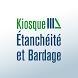 Kiosque étanchéité et bardage by APME PROMÉTHÉE CSFE