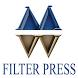 Filter Press Sizing Calculator by M.W. Watermark L.L.C.