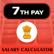 7th Pay Salary Calculator by Vebsecure