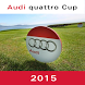 Audi quattro Cup 2015 by Golfbaan Animatie powered by Golfgraffix