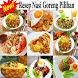 Fried Rice Choice Recipe by ranggadroid