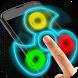 Fidget Hand Spinner by BoyDroid