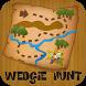 Wedgie Hunt by KMT Marketing Designs