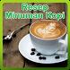 Resep Minuman Kopi by ErickDev