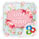 Love Song GO Launcher Theme by Freedom Design