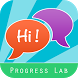 Listen and Speak English by Progress Lab
