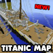 Big Cruise Ship Map MCPE by C22Games